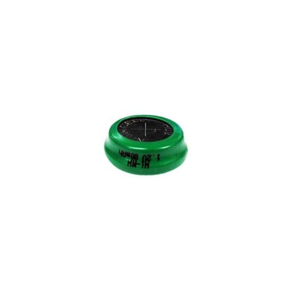 NiMH Knopfzelle 80 mAh - 1,2V - Evergreen