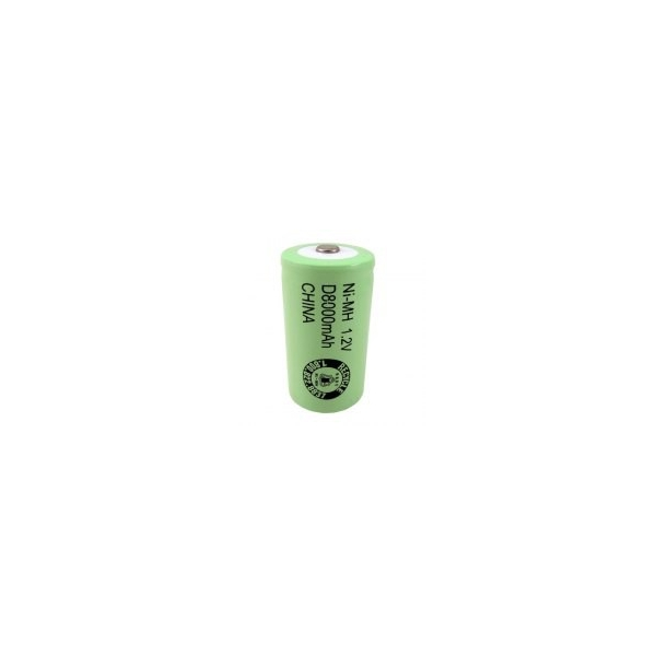 Akku LR20 / D 8000 mAh - 1,2V - Evergreen