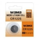 Lithium-Knopfzelle CR1225 - 3V