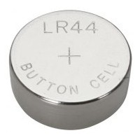 Alkaline Knopfzelle LR44 / A76 - 1,5V