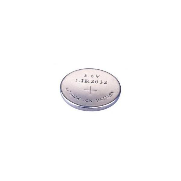 Knopfzelle Li-Ion Akku LIR 2032 - 3,6V
