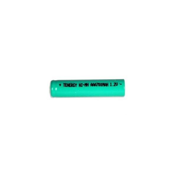 Batterie NiMH AAA 700 mAh Flachkopf - 1,2V - Tenergy