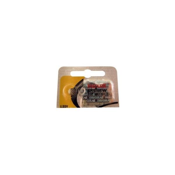 Knopfzelle SR516 / 317 - 1,55V - Silberoxid - Maxell