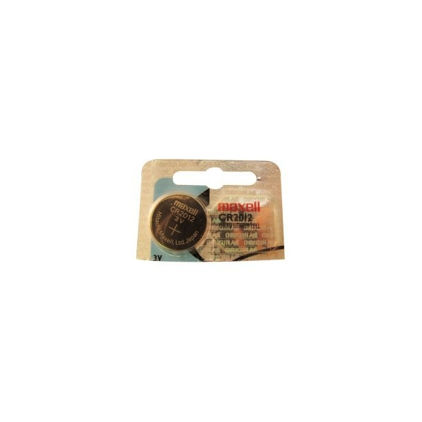 Lithium Knopfzelle CR2012 - 3V - Maxell