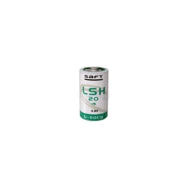 Pile lithium LHS 20 - 3,6V - Saft
