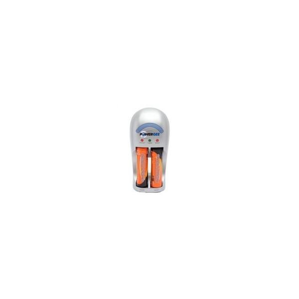 Batterijlader geschikt AA of AAA NiMH