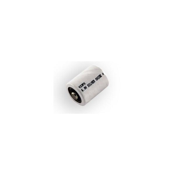 Pile 4SR42 / PX23 - 6V - oxyde d'argent