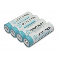 4X Batterie NiMH AA 2200 mAh - 1,2V