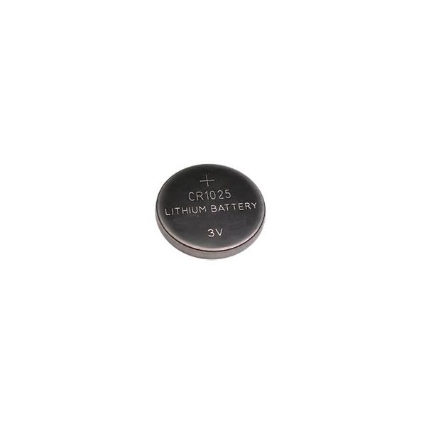 Lithium Knopfzellen Batterie CR1025 - 3V - Maxell