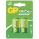 Saline 2 Batterie C / R14 - 1,5V