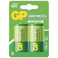 Saline 2 Batterie D / R20 - 1,5V GP Battery