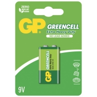 Saline Blockbatterie 9V / 6LR61 - GP Battery
