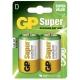 Alkaline Batterie 2 x D / LR20 - 1,5V - GP Battery