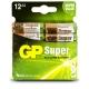 Blockbatterie Alkaline 12 x AA / LR6 1.5 V - GP Battery