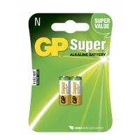 Blockbatterie Alkaline 2 x N / LR01 SUPER - 1,5V - GP Battery