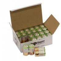 Blockbatterie Alkaline 2 x C / LR14 SUPER - 1,5V - GP Battery