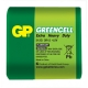 Saline Batterie 1 X 3R12 - 4,5V - GREENCELL - GP Battery