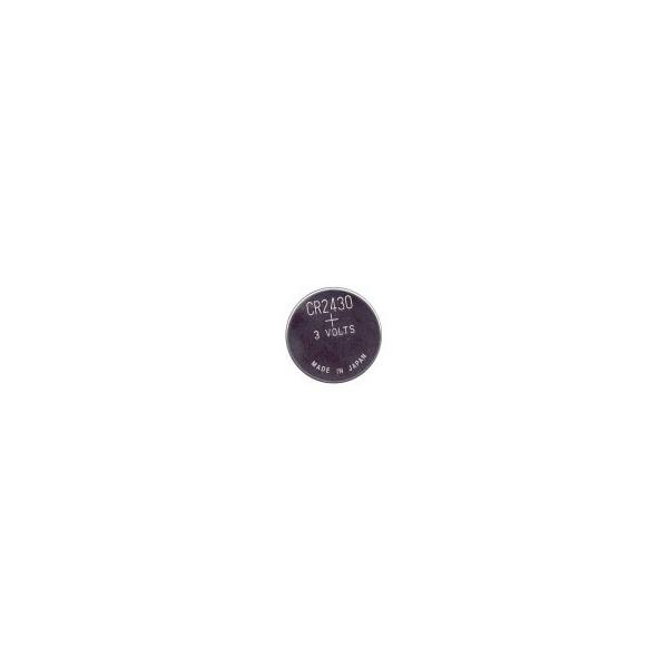 Lithium Knopfzelle CR2430 - 3V