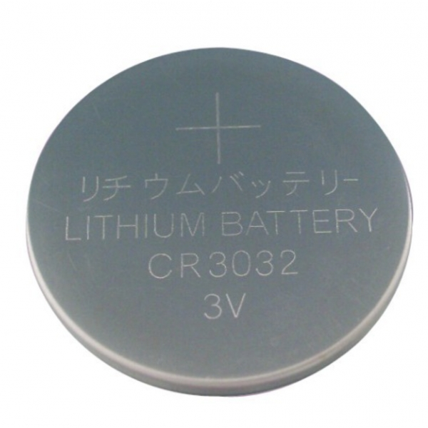 Lithium Knopfzelle CR3032 - 3V