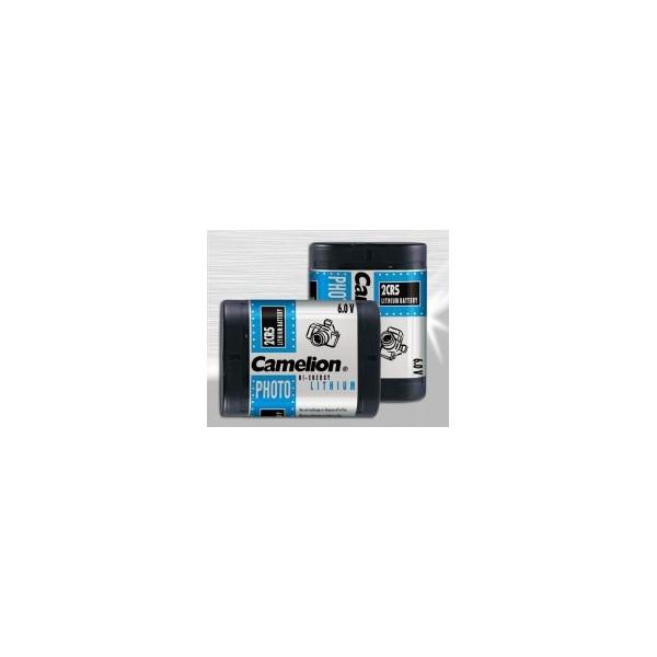Lithium Batterie 2CR5 / 245 - 6V - Evergreen