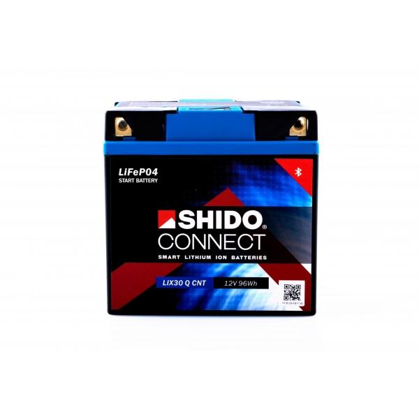 Batterie Shido connect LIX30 Q