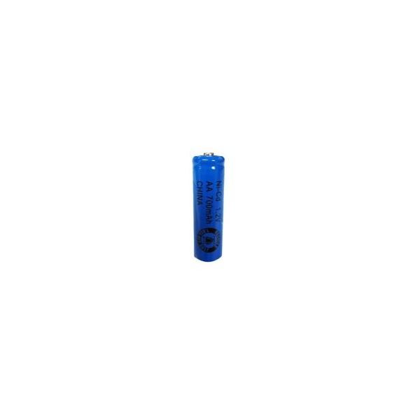 Batterie NiCD AA 700 mAh - 1,2V - Evergreen