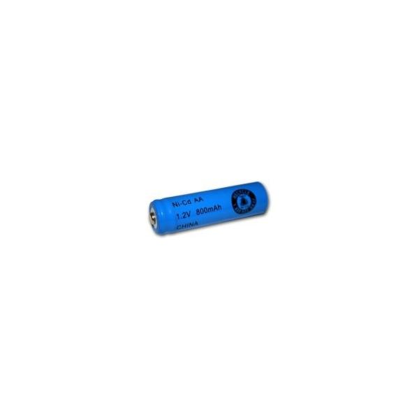 Batterie NiCD AA 800 mAh - 1,2V - Evergreen