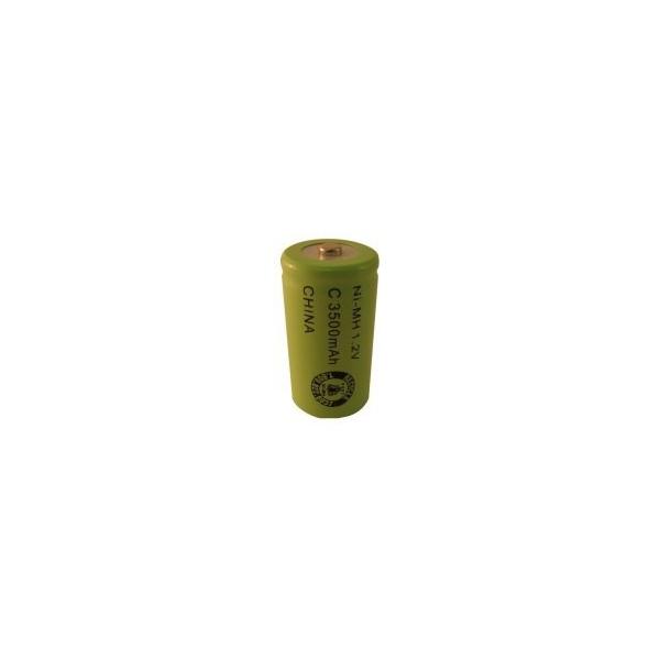 Batterie NiMH C 3500 mAh - 1,2V - Evergreen
