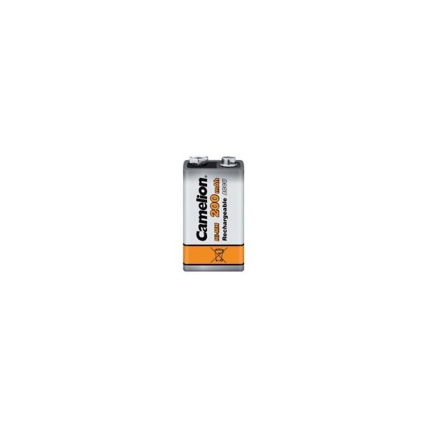 Batterie NiMH 9V 200 mAh - 9V