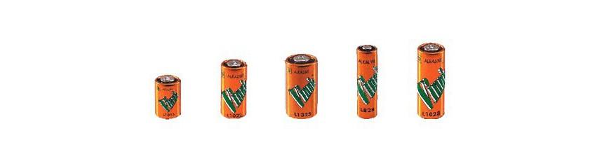 Andere alkalinen Batterien (4LR44, 10, 11, 23, 27A, ...)