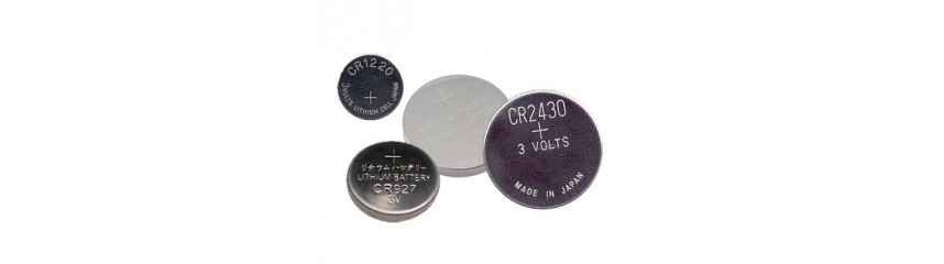 Lithium Knopfzellen Batterie 3V - CR